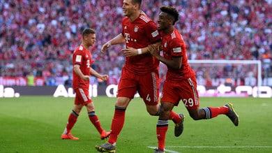 Bundesliga: vince il Bayern, ma che fatica! Show dell'Augusta