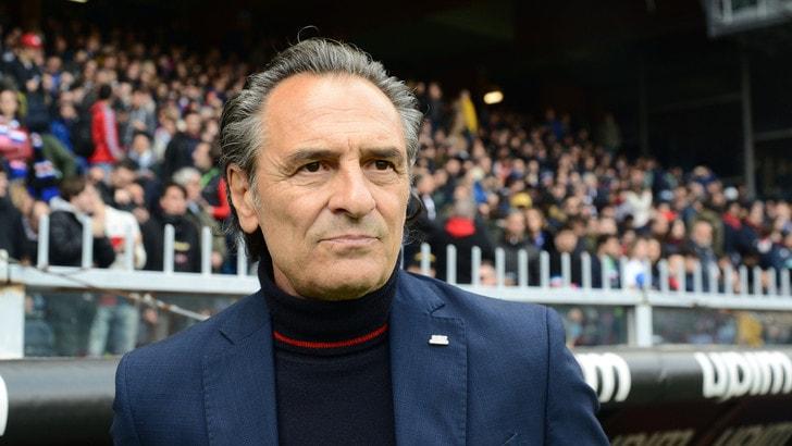 Serie A Genoa, Prandelli: «Sono arrabbiato e deluso, ci manca personalità»