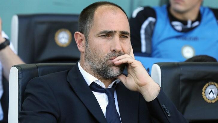 Serie A Udinese, Tudor: «Sassuolo, pareggio prezioso»