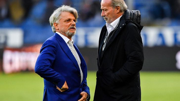 Sampdoria, Sabatini litiga con Ferrero e si dimette