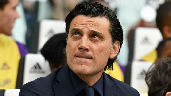 Serie A Fiorentina, Montella: «Non meritavamo di perdere, ma ora testa all'Atalanta»