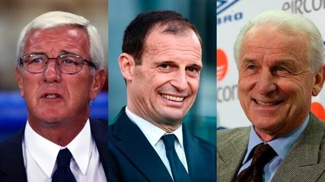 Juventus, Allegri nella storia: è il primo allenatore a vincere 5 scudetti consecutivi in Serie A