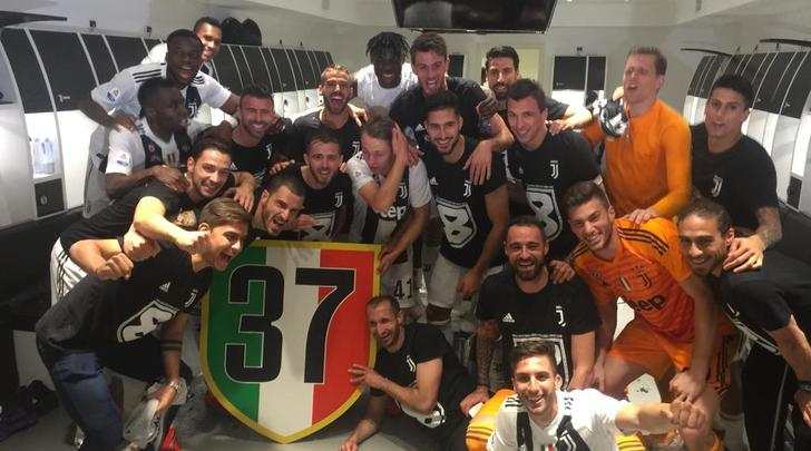 Juventus, è scudetto! Fiorentina sconfitta 2-1