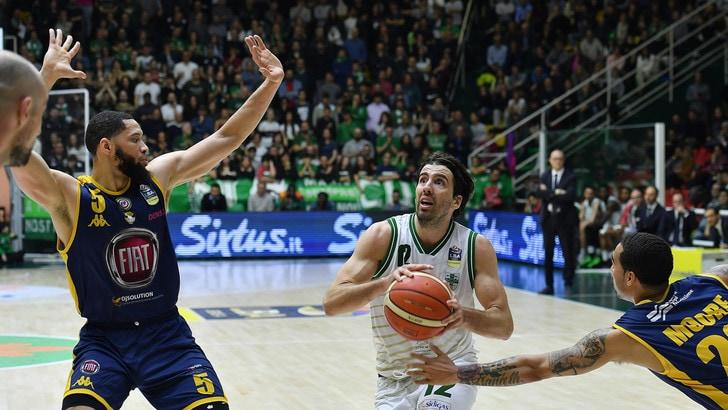 Basket, Serie A: Torino si arrende ad Avellino. Milano cade a Brescia