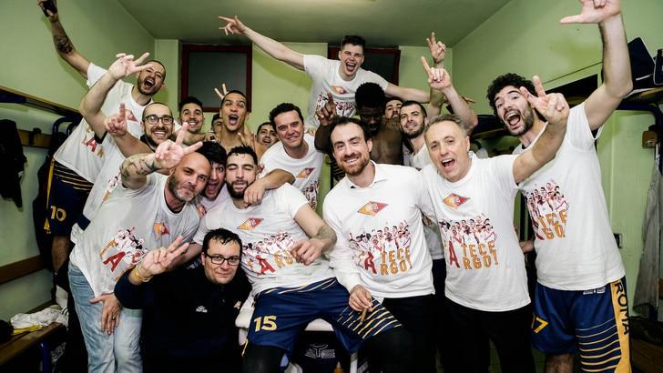 Basket Serie A2, Virtus Roma promossa! Jesi retrocede