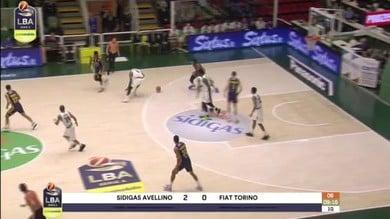Sidigas Avellino-Fiat Torino 109-82