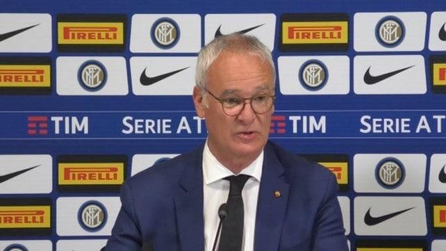 """Ranieri: """"Non so se è stato un calo fisico o mentale"""""""