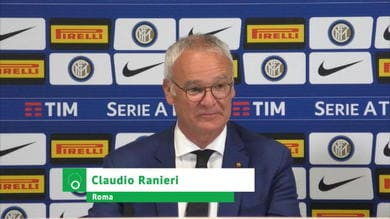 """Ranieri: """"Dispiace per quella parata di Handanovic. Su Nzonzi e Zaniolo..."""""""
