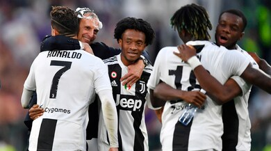 Pagelle Juventus: Emre Can buco nero, Ronaldo sfortunato