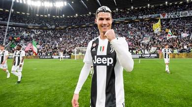 Cristiano Ronaldo: «Grande Juve. E questo è solo l'inizio!»