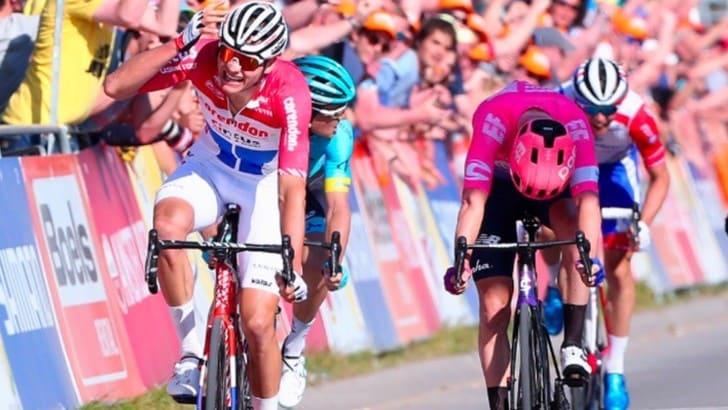Ciclismo: Van der Poel da urlo! Sua l'Amstel Gold Race 2019
