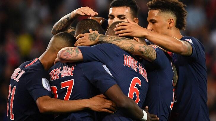 Ligue 1, Psg campione di Francia prima ancora di giocare, poi vittoria sul Monaco