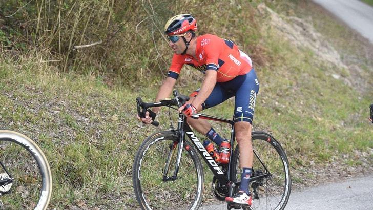 Tour of the Alps, prima tappa: vince il britannico Hart. Ottimo rientro di Nibali