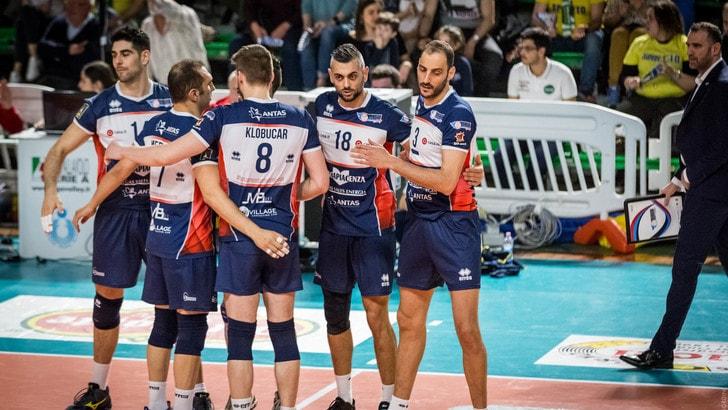 Volley: A2 Maschile, Play Off Promozione, Piacenza va in Finale, Cantù conquista la bella