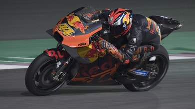 MotoGp KTM, Espargarò: «Soddisfatto delle nostre prestazioni»
