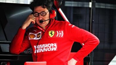 F1 Azerbaigian, Binotto: «Gara molto importante»