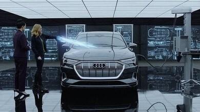Lo spot con Audi E-Tron di Captain Marvel - VIDEO