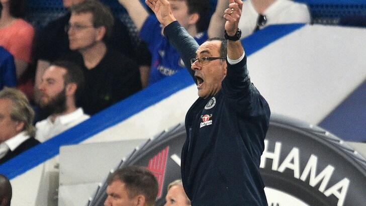 Premier League, United-Chelsea: Sarri favorito sul filo