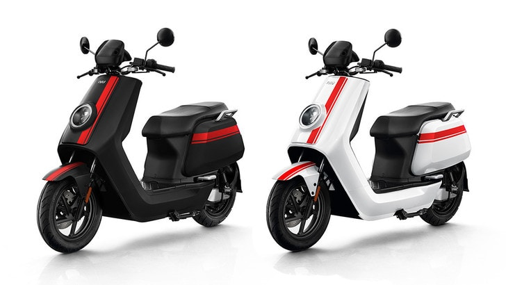 Scooter elettrici NIU, due nuovi modelli per la green mobility