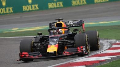 F1, Gp Azerbaijan: in arrivo l'aggiornamento Honda