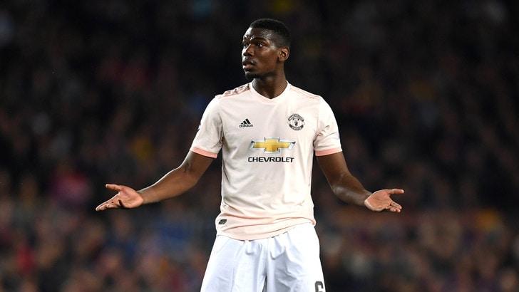 L'Equipe: «Juve, Pogba vuole lasciare il Manchester United»