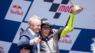 MotoGp, Schwantz: «Marquez è il grande favorito per il titolo»