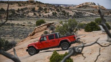 Jeep Gladiator: anteprima all'Easter Jeep Safari FOTO