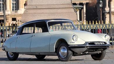 Citroen DS 19, la regina degli anni '50