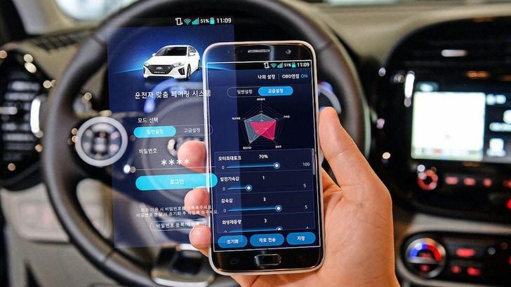 Hyundai e Kia, ibride ed elettriche personalizzate dall'app