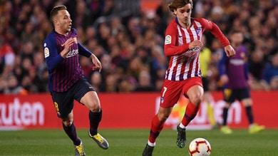 Mestre: «Il Barcellona può pagare la clausola di Griezmann»