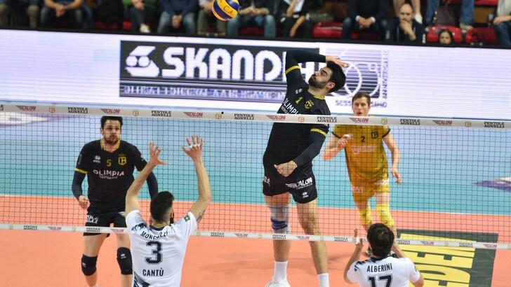 Volley: A2 Maschile, Bergamo sfiderà Piacenza per la Superlega