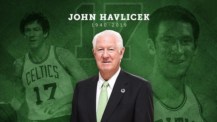 Lutto nell'NBA: si è spento John Havlicek, leggenda dei Boston Celtics
