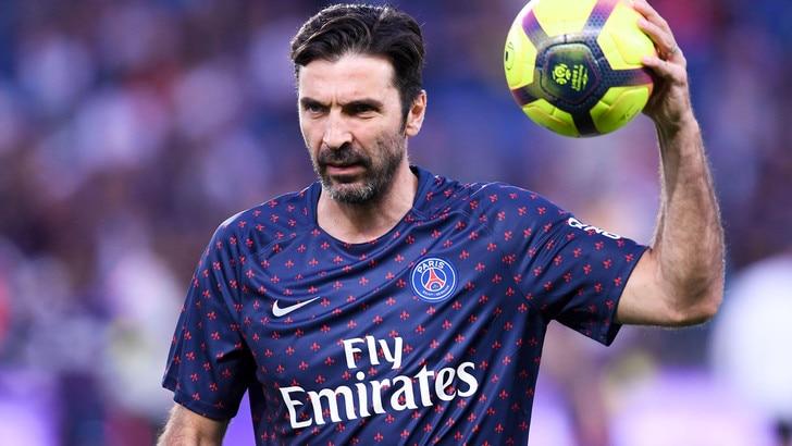 Ligue 1, il Psg vince ad Angers: Buffon para un rigore. Monaco nei guai