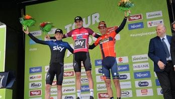 Ciclismo, Tour of the Alps: trionfa Sivakov, terzo Nibali. A Masnada l'ultima tappa