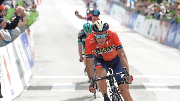 Ciclismo, Nibali punta la Liegi-Bastogne-Liegi e sfida Valverde