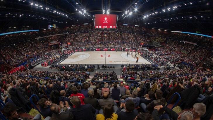 Basket, Eurolega: Cska vola alle final four, gara 5 deciderà Efes-Barcellona