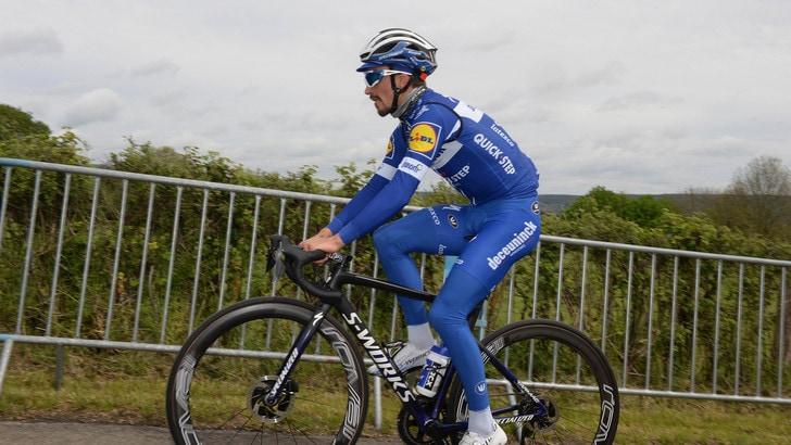 Ciclismo, Alaphilippe favorito per la Liegi-Bastogne-Liegi