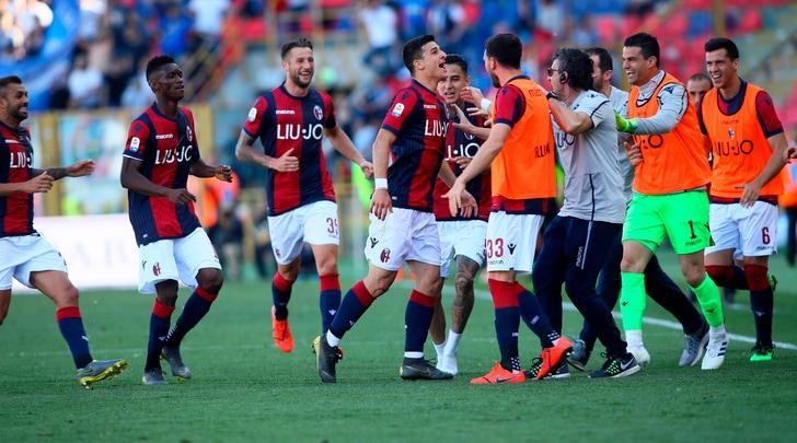 Bologna-Empoli 3-1: Mihajlovic ad un passo dalla salvezza