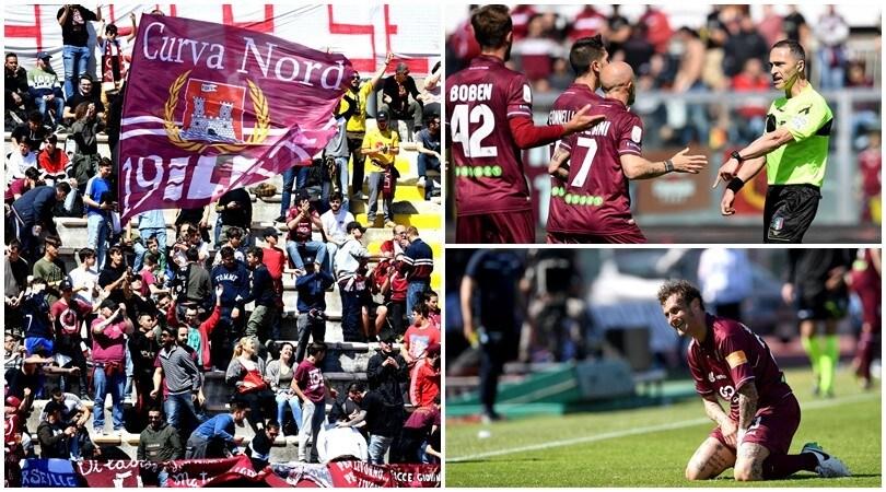 Serie B: al Livorno non bastano cuore, orgoglio e Diamanti