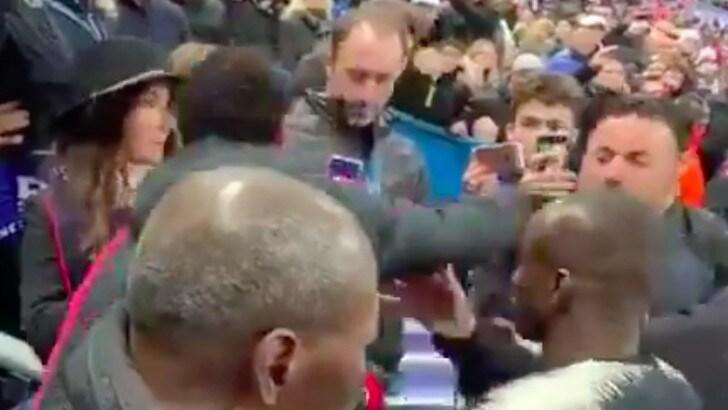 Francia, Psg: Neymar perde la testa e colpisce un tifoso