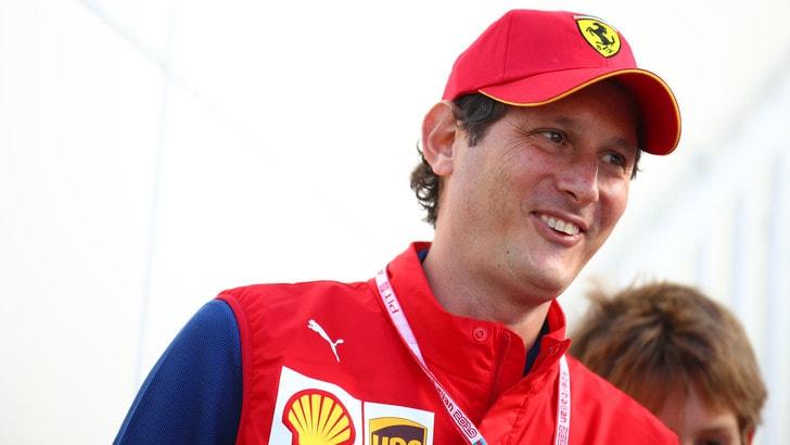 F1 Gp Azerbaigian, Elkann: «Mercedes forte e fortunata»