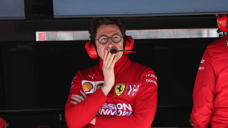 F1 Azerbaigian, Binotto: «Oggi non abbiamo avuto ritmo»
