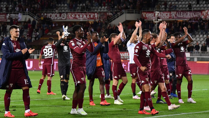 Lotta per la Champions League, c'è anche il Torino: calendario e statistiche