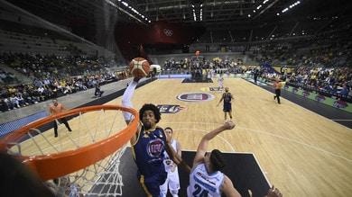 Basket Serie A, la Lega esclude Torino