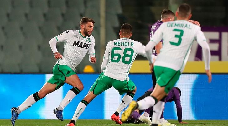 Serie A, Fiorentina-Sassuolo 0-1: Berardi firma la salvezza, fischi per Montella