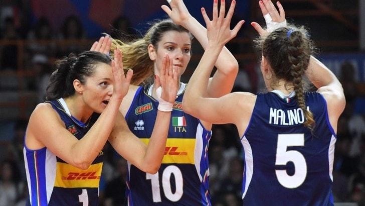 Volley: diciannove azzurre si ritrovano a Cavalese