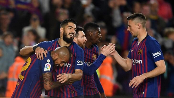 Champions League, Barcellona-Liverpool: blaugrana a 1,92