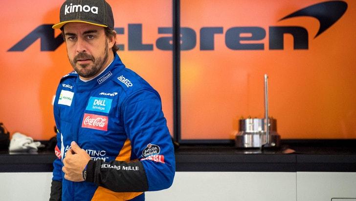 Fernando Alonso dice addio al mondiale di Endurance