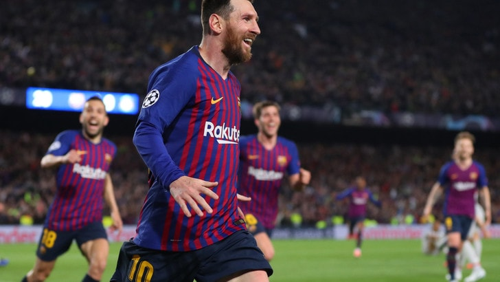 Champions, vola il Barcellona: la finale a 1,06
