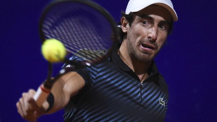 Tennis, Estoril: fuori Baldi al secondo turno contro Cuevas